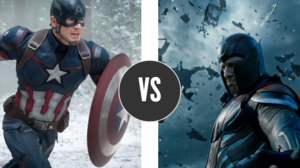 VERSUS: Marvel Character Match-Up!