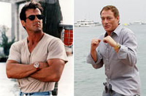 Stallone to Fight Van Damme, Nic Cage Close to Joining 'Expendables 2'