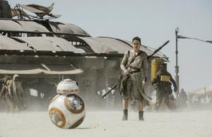 The Crazy Way Comedians Bill Hader and Ben Schwartz Helped Create BB-8 in 'Star Wars: The Force Awakens'