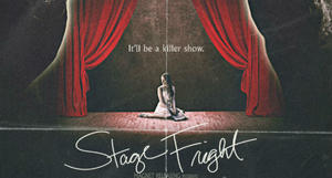 Four Alternative Posters for Horror-Musical 'Stage Fright'