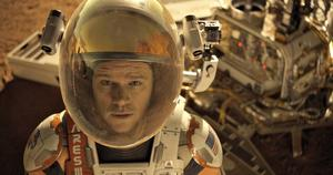 Watch: Matt Damon Is Like MacGyver on Mars in First Trailer for 'The Martian'