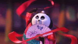 EXCLUSIVE CLIP: 'Kung Fu Panda 3' - Meet Mei Mei