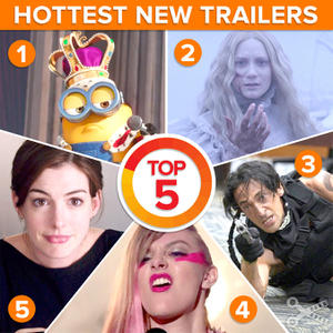 Watch This Week's Hottest New Trailers: 'Minions,' 'Crimson Peak,' 'Jem and the Holograms' and More