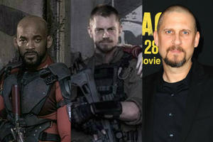 News Briefs: Will Smith and Joel Edgerton Reuniting with 'Suicide Squad' Director