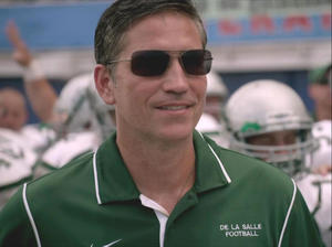 Jim Caviezel in When the Games Stands Tall