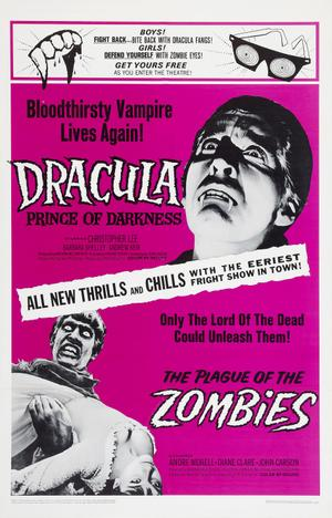 Dracula poster art