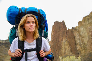 """Reese Witherspoon as Cheryl Strayed in """"Wild."""""""