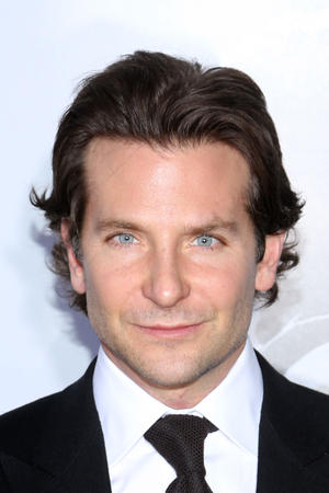 "Bradley Cooper at the New York premiere of ""American Sniper."""