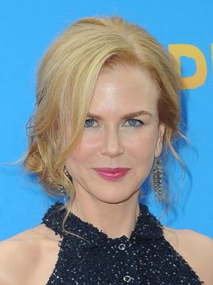 "Nicole Kidman at the California premiere of ""Paddington."""