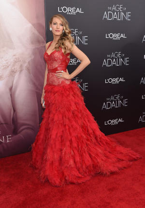 Check out the cast of the New York premiere of 'The Age of Adaline'