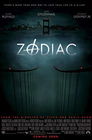"""Poster art for """"Zodiac."""""""