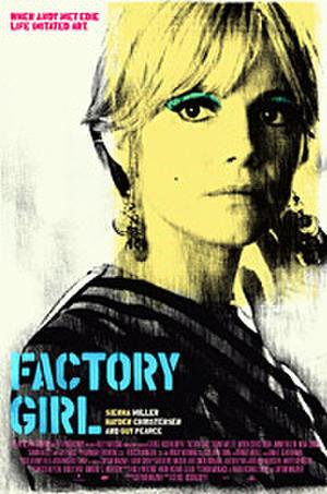 """Poster art for """"Factory Girl."""""""