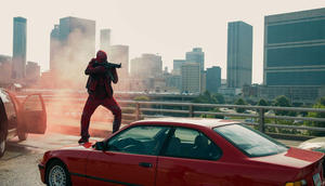 Check out the movie photos of 'Triple 9'