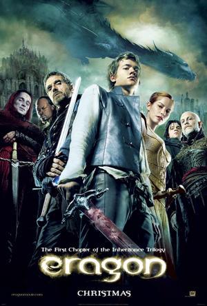 """Poster art for """"Eragon."""""""