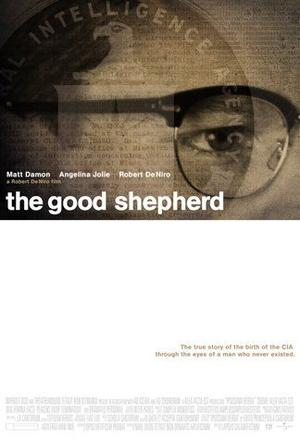 "Poster art for ""The Good Shepherd."""