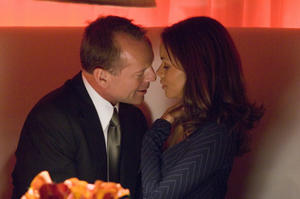 """Bruce Willis and Halle Berry in """"Perfect Stranger."""""""