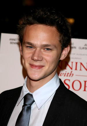 """Joseph Cross at the Los Angeles premiere of """"Running With Scissors"""""""