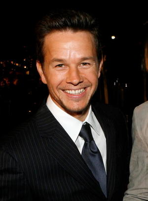 """Mark Wahlberg at the Los Angeles premiere of """"Shooter"""""""