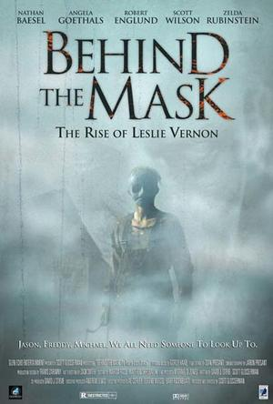 "Poster art for ""Behind the Mask: The Rise of Leslie Vernon."""