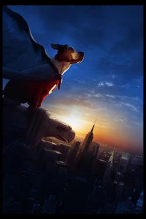 "Poster art for ""Underdog."""