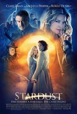 """Poster art for """"Stardust."""""""