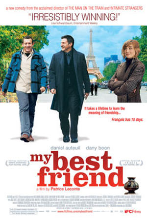 """My Best Friend"" poster art"