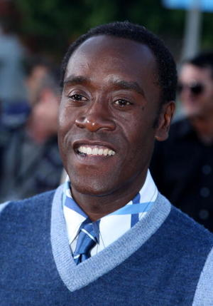 """""""Talk to Me"""" star Don Cheadle at the Los Angeles Film Festival screening."""