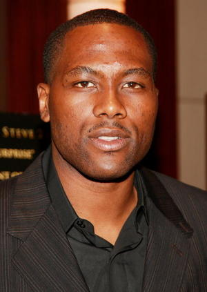 """Producer Elton Brand at the N.Y. premiere of """"Rescue Dawn."""""""
