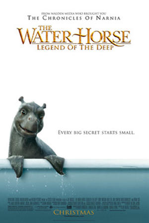 "Poster art for ""The Water Horse: Legend of the Deep."""