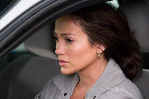 "Jennifer Lopez in ""Bordertown."""