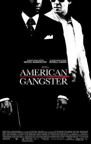 "Poster art for ""American Gangster."""