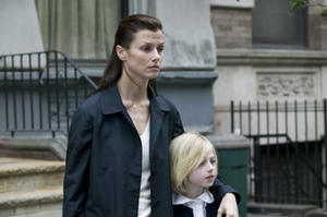 "Bridget Moynahan and Gabrielle Brennan in ""Noise."""