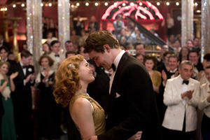 "Amy Adams and Lee Pace in ""Miss Pettigrew Lives for a Day."""