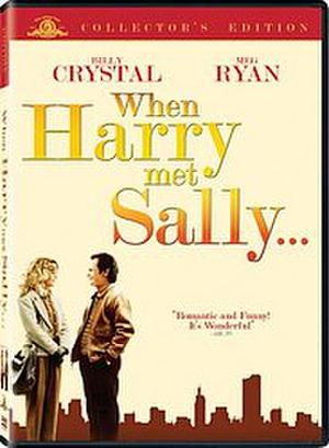 "Poster art for ""When Harry Met Sally."""