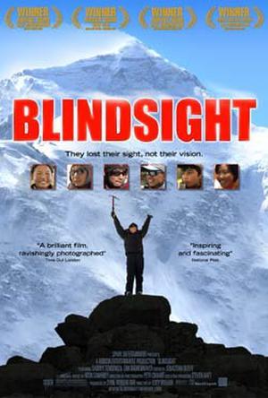 """Poster art for """"Blindsight."""""""