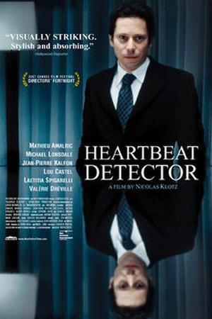 "Poster art for ""Heartbeat Detector."""