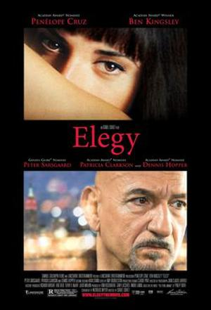 """Poster art for """"Elegy."""""""