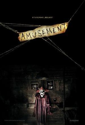 "Poster Art for ""Amusement."""