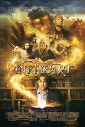 "Poster art for ""Inkheart."""