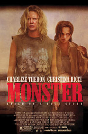 "Poster art for ""Monster"""