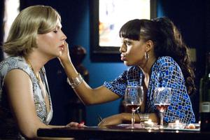 "Mark Webber and Kerry Washington in ""Life Is Hot In Cracktown."""