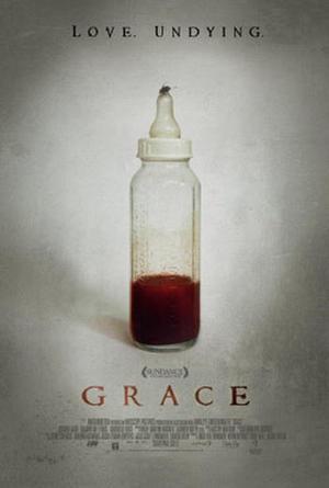 """Poster art for """"Grace."""""""