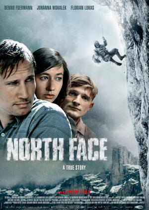 "Poster art for ""North Face."""