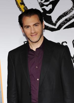 "Michael Stuhlbarg at the New York premiere of ""A Serious Man."""