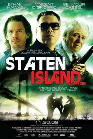 """Poster art for """"Staten Island."""""""
