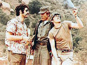 """A scene from """"M*A*S*H."""""""