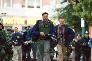 """Jon Hamm as Detective Frawley in """"The Town."""""""