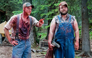 "A scene from ""Tucker and Dale vs. Evil."""