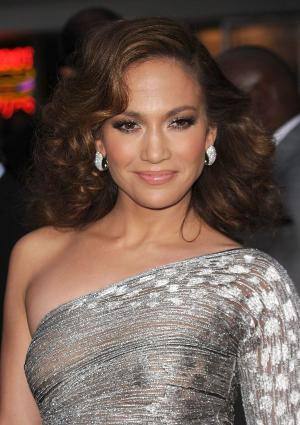 """Jennifer Lopez at the California premiere of """"The Back-Up Plan."""""""