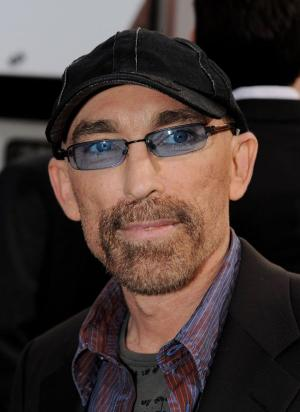 """Jackie Earle Haley at the California premiere of """"A Nightmare on Elm Street."""""""